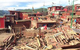 Trung Quốc phá dỡ Học viện Phật giáo lớn nhất thế giới ở Tây Tạng