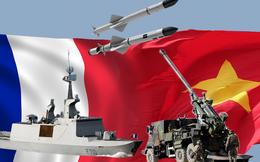 """Việt - Pháp sắp ký kết nhiều hợp đồng vũ khí """"khủng""""?"""
