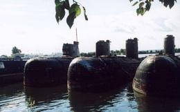 Thảm thương nghĩa địa tàu ngầm Liên Xô tại Bắc Cực