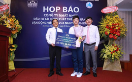 Dược Phẩm Nhất Nhất đầu tư 1,5 tỷ đồng cho kỳ thủ cờ vua Nguyễn Anh Khôi