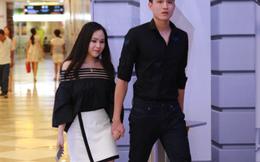 Diễn viên lùn nhất showbiz Việt lộ ảnh thân mật bạn trai cao lớn