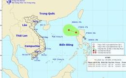 Áp thấp nhiệt đới gây mưa dông ở Hà Nội và một số khu vực khác
