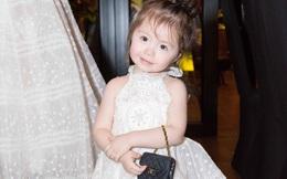 Cận cảnh tiệc sinh nhật xa xỉ của con gái Elly Trần