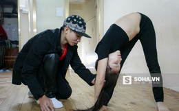 Chóng mặt với cuộc sống trưởng nhóm Big Toe và vợ kém 20 tuổi