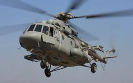 NÓNG: Hôm nay trực thăng của Không quân Ấn Độ rơi khi đang huấn luyện bay