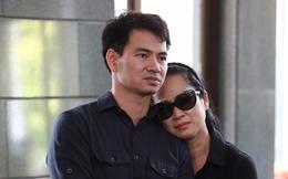 NSND Lan Hương đau đớn dựa vai Xuân Bắc và chuyện ở đám tang NSƯT Phạm Bằng