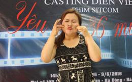 Biểu cảm vô cùng đáng yêu của nữ diễn viên giảm được 43kg
