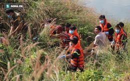 Người đi câu tá hỏa khi phát hiện thi thể nam thanh niên dưới hồ Đá