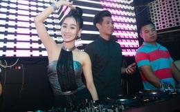 DJ Tiên Moon trở lại nóng bỏng sau 6 tháng sinh con