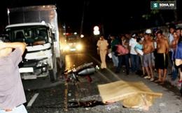 Va chạm xe tải, nam thanh niên tử vong giữa đêm tại TP HCM