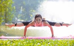 Hé lộ bí mật của thiếu nữ Hà thành đoạt HCV Yoga quốc tế