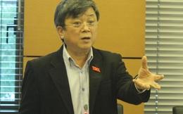 """ĐBQH Trương Trọng Nghĩa: """"Miễn xử hình sự"""" nguyên Phó Chủ tịch Hà Nội là không đúng"""