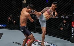Lộ diện cường địch của võ sĩ gốc Việt đang đánh khắp châu Á