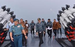 """Indonesia tăng cường vũ khí đề phòng """"có biến"""" ở Biển Đông"""