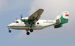 Indonesia: Rơi máy bay chở 16 cảnh sát, mới vớt được 3 thi thể