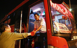 Những hình ảnh ngày hoạt động cuối cùng của Bến xe Lương Yên