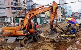 1.500 hộ dân bị mất tín hiệu điện thoại do đào đường ống cống