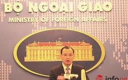 Bộ Ngoại giao lên tiếng về vai trò của ông Bob Kerrey tại ĐH Fulbright VN