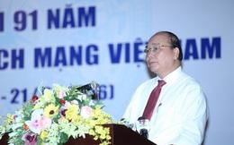 Thủ tướng Nguyễn Xuân Phúc: Phải có cuộc cách mạng mới trong nghề báo