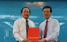Bộ trưởng Trương Minh Tuấn chính thức nhận nhiệm vụ Phó Trưởng Ban Tuyên giáo