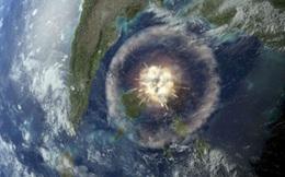 Thiên thạch khổng lồ tiêu diệt loài khủng long đã làm đất đá bắn lên độ cao hơn cả đỉnh Everest