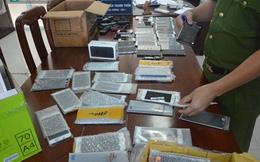 Thu giữ lô điện thoại Iphone 7 nhập lậu trị giá hàng trăm triệu