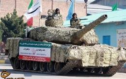 Iran khoe hệ thống bảo vệ xe tăng: Mỹ thêm lo?