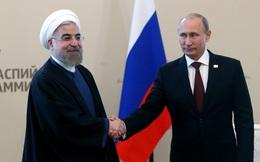 """Nga - Iran """"đồng sàng dị mộng"""" đang khiến cả thế giới đau đầu?"""