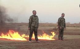 IS tung video kinh hoàng cảnh thiêu sống 2 binh sĩ Thổ Nhĩ Kỳ