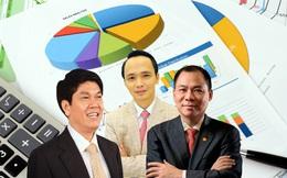 Các đại gia giàu nhất sàn chứng khoán Việt ký tên như thế nào, tài sản có bao nhiêu?
