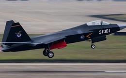 Trung Quốc sẽ cho ra mắt tiêm kích tàng hình J-31 vào cuối năm nay