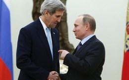 Ngoại trưởng Mỹ tới Nga thăm dò động thái của ông Putin về Syria