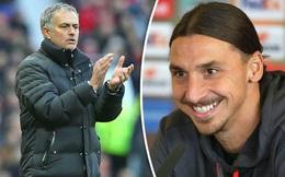 Mourinho tiết lộ nguyên nhân dành đãi ngộ bất ngờ cho Ibra