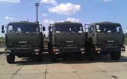 Kamaz lắp ráp xe tải tại Việt Nam: Đánh bật Trung Quốc?