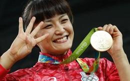 Mỹ nhân Nhật Bản trở thành huyền thoại Olympic