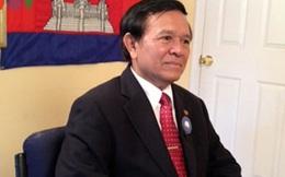 Phó Chủ tịch Đảng Cứu Quốc đối lập Campuchia được Quốc vương ân xá