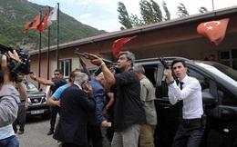 Đoàn xe chở thủ lĩnh đối lập Thổ Nhĩ Kỳ bị phục kích