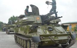 Khả năng ít biết của pháo phòng không đa năng Việt Nam