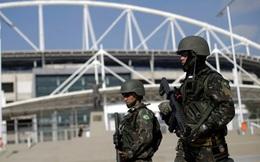 Cảnh sát để lọt phần tử IS muốn khủng bố Olympic
