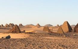 """Đừng nhầm, Ai Cập không phải là """"vương quốc"""" sở hữu nhiều kim tự tháp nhất thế giới"""