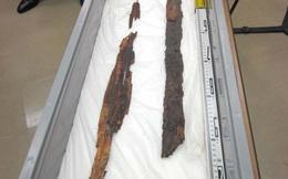 Phát hiện cặp kiếm 1.500 tuổi trong hầm mộ Nhật bản