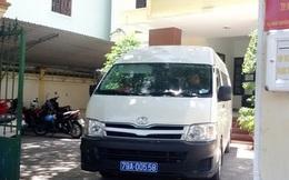 Bắt một kiểm sát viên Viện kiểm sát Nha Trang tại nơi làm việc