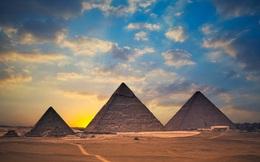 Một infographic, ba phút đọc và nghìn lẻ một bí mật về kim tự tháp!