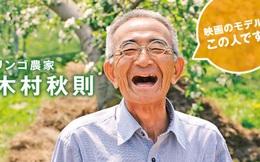 """Vì tình yêu với vợ, cụ ông """"gàn dở nhất Nhật Bản"""" đã dành 30 năm đi tìm cách trồng táo không thuốc trừ sâu"""