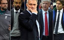 """Bóc mẽ """"thất đại tôn sư"""" Premier League 2016/17"""
