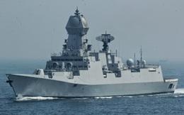 Ấn Độ chuẩn bị biên chế tàu khu trục tự đóng lớn nhất trong lịch sử