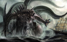 """Sống ở độ sâu 2.000m, đây là """"quái vật ngoài hành tinh"""" giống y xì thủy quái Kraken"""