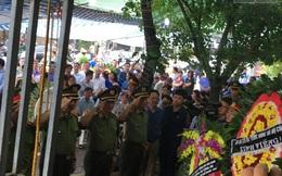 Tướng Tô Lâm viếng đám tang Bí thư, chủ tịch HĐND Yên Bái