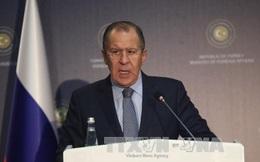 Ngoại trưởng Sergei Lavrov: Mỹ lại hủy hẹn đàm phán với Nga