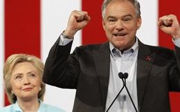 Đảng Dân chủ Mỹ đề cử ông Tim Kaine làm ứng viên Phó Tổng thống